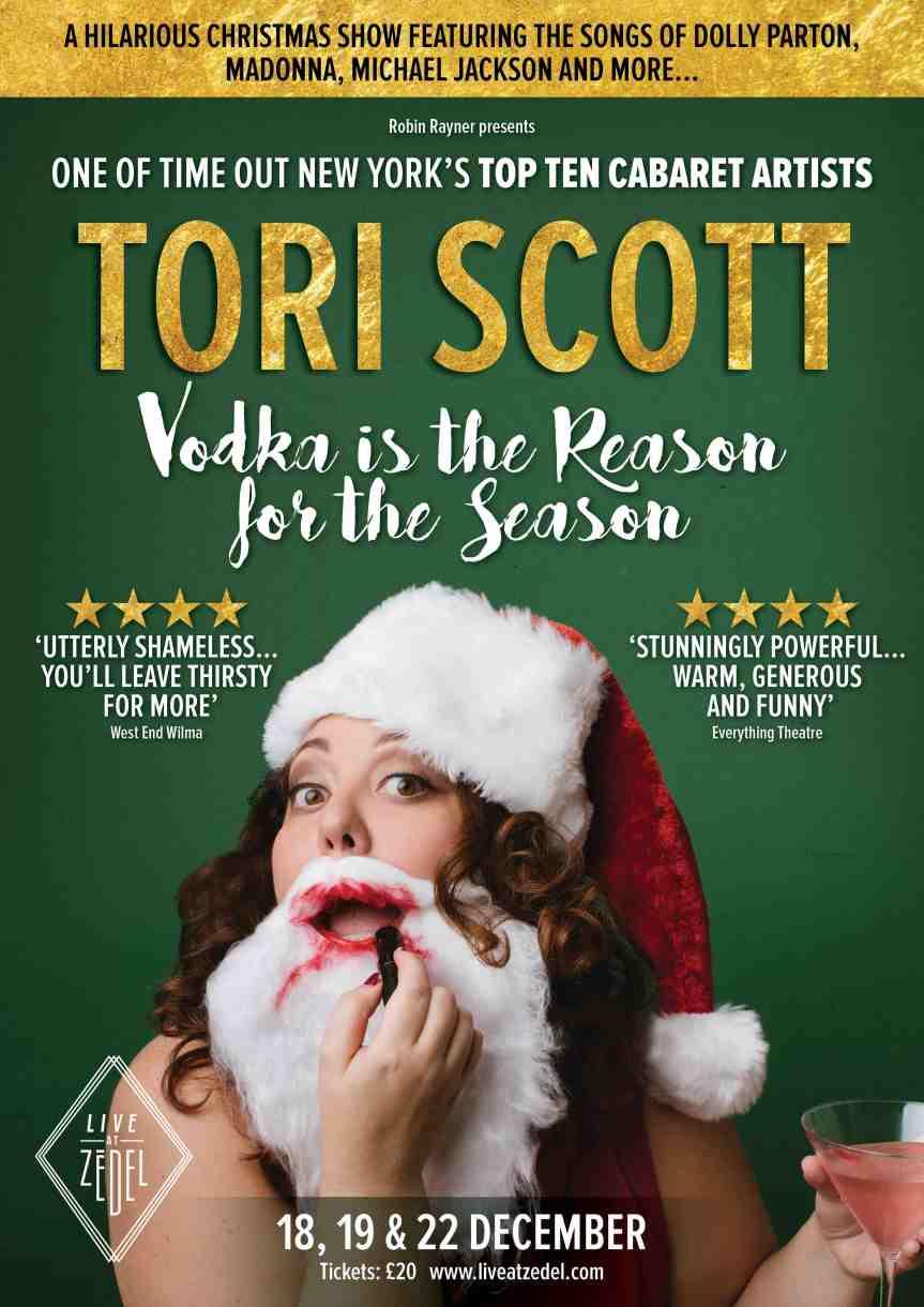 Tori Scott Xmas - PosterSmall