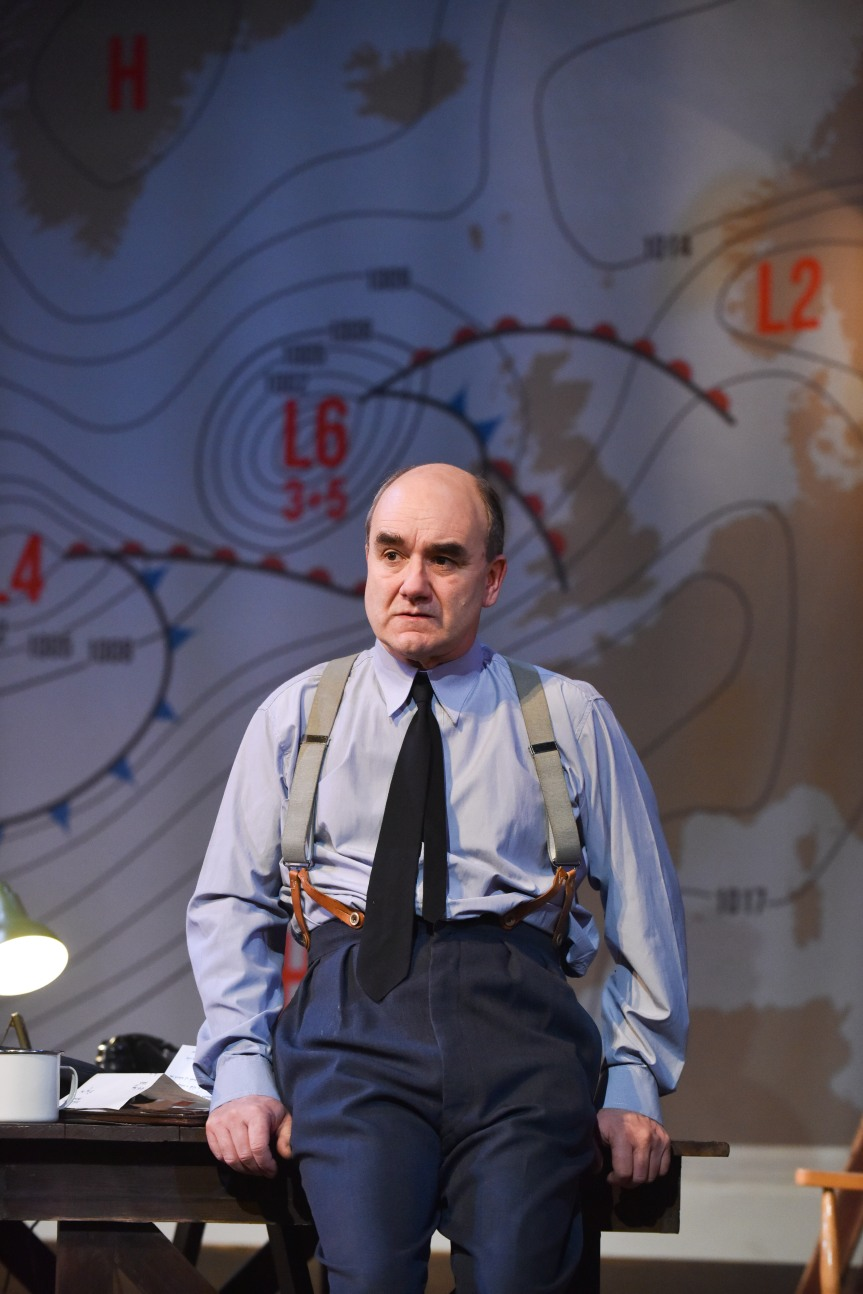 David Haig in Pressure. Photo by Robert Day