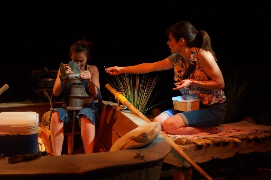 Louisa Lytton and Anna Acton, The Gulf, courtesay of Rachael Cummings (5)