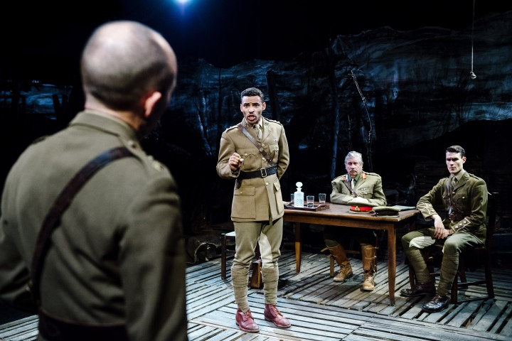 (c) Alex Brenner, no use without credit permitted, Dilated Theatre - For King and Country @ Southwark Playhouse (_DSC0998).jpg
