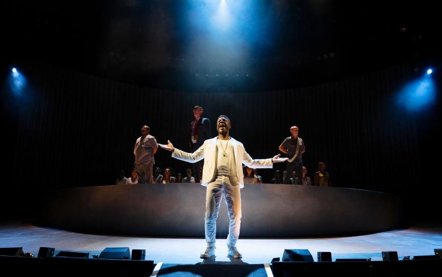 NT PUBLIC ACTS Ashley Zhangazha in Pericles at National Theatre (c) James Bellorini 11.jpg