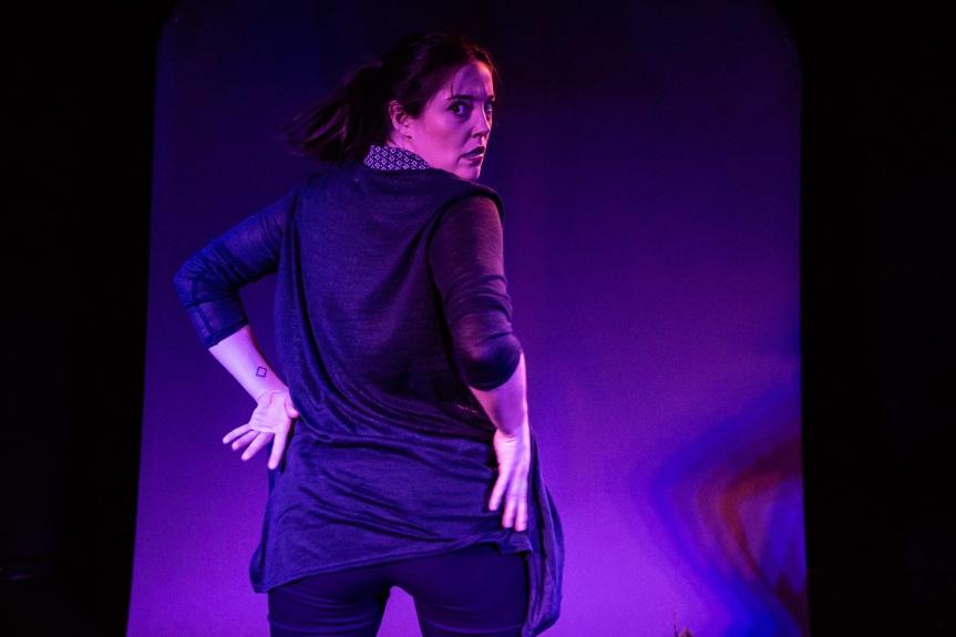 Pickle Jar, Soho Theatre - Maddie Rice (Courtesy of Ali Wright) (8)