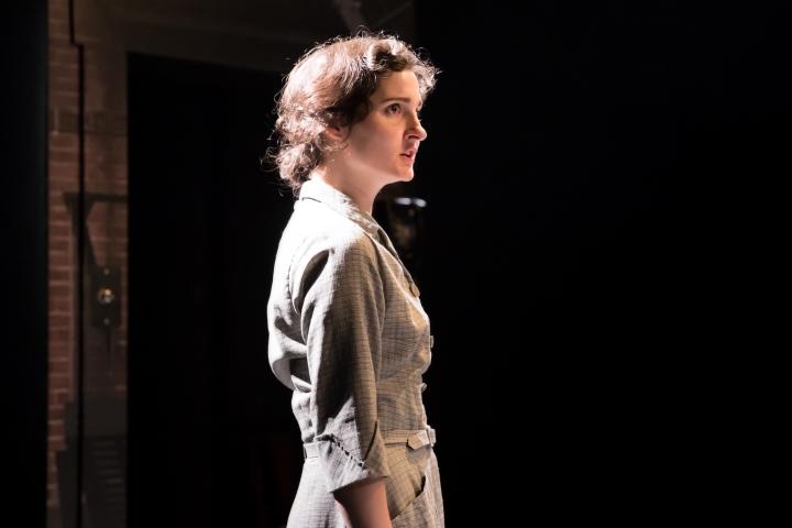 Ruby Bentall (Esther Rubenstein) in THE RUBENSTEIN KISS. Credit Scott Rylander