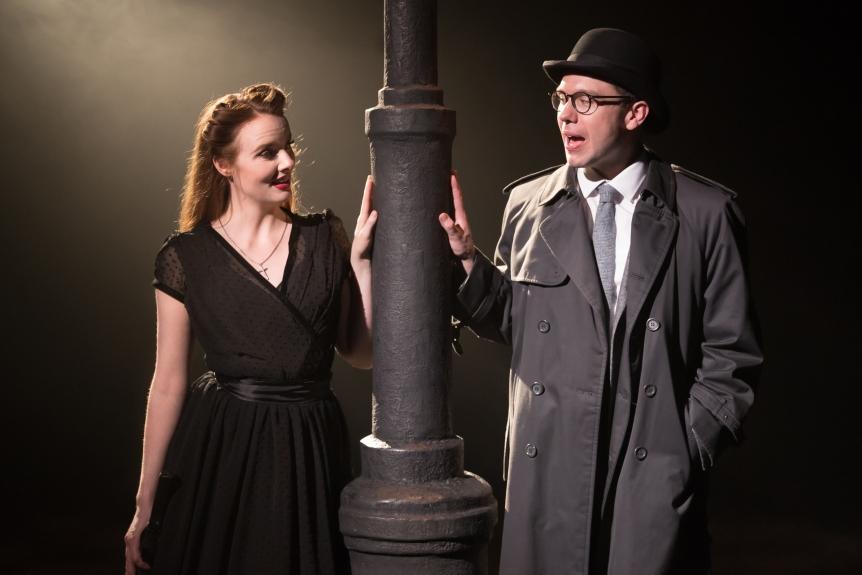 Amour Anna O'Byrne and Gary Tushaw photo Scott Rylander 030