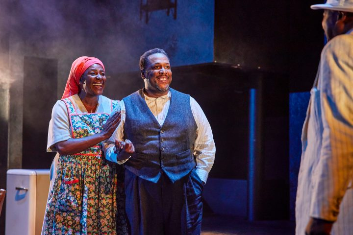 5. Sharon D. Clarke and Wendell Pierce. Death of a Salesman (c) Brinkhoff Mogenburg